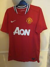 Manchester United 2011-2012 Football Shirt Nike M
