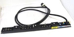 Olson PDU 888/30A/3PH 100-250V 12 Outlet C14 L153P0 Power Distrubution Unit 24-4