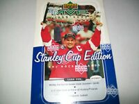 1999-00 upper deck nhl mvp stanley cup edtion 28 pack box