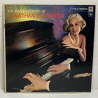 Jonathan Edwards And Darlene Edwards: Columbia 1957 Vinyl LP Album (Pop)