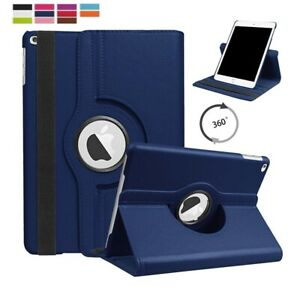 New 360 Degree Rotate Stand Case Cover For Apple iPad 10.2 9th Generation (2021)