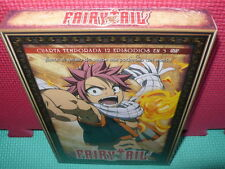 FAIRY TAIL - FAIRYTAIL - 4 TEMP. - PRECINTADA - dvd