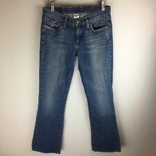Lucky Jeans - Sweet N' Low Bootcut Distressed - Tag Size: 4/27 (28x30.5) - #2978