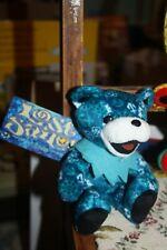 Vintage Grateful Dead Dancing Bear lost sailor NWT Plush Liquid Blue ~C others