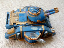Space Marine Predator Metal Vintage Tanque Torreta Caos de Warhammer 40k Space Marine