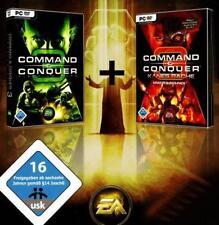 COMMAND AND CONQUER 3 DELUXE * TIBERIUM WARS + KANES RACHE * Neuwertig