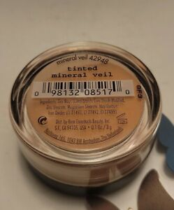 BARE ESCENTUALS bare Minerals  TINTED MINERAL VEIL 3g**FREE SHIPPING**