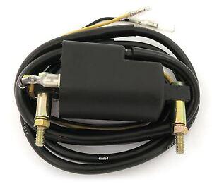 Suzuki / Kawasaki / Universal 4 Ohm Dual Output Ignition Coil - 12 Volt