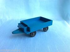 Vinyl Line Big XXL Trailer Anhänger Vynil Gummi W. Germany Model (Blue)