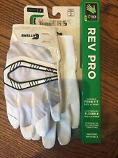 Cutters Rev Pro Football Receivers Gloves Adult Small