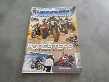 MOTO et MOTARD 175 REVUE fevrier 2014 MAGAZINE, SUPER ROADSTERS