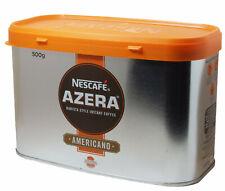 NESCAFE Azera Americano Instant Coffee Tin 500g