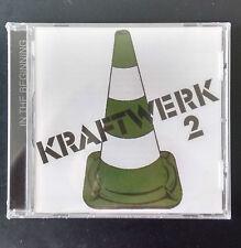 Kraftwerk 2 (II) Crown CD CR 0424-2 mit 6 Tracks, NEU , grünes Hütchen