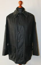 Vintage Barbour Beaufort Wax Jacket Size C38/97cm