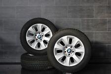 Original BMW 5 Series E60 e61 225 55 r16 99H Winter Wheels Styling 115 Alloy New