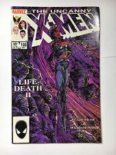 X-men #198  VF+ Marvel comic 1985 Barry Smith