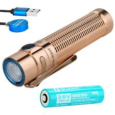 Olight Warrior Mini Eternal (Copper) 1500 Lumen Rechargeable Flashlight