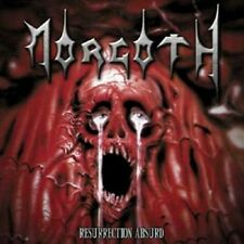 "MORGOTH ""RESURRECTION ABSURD/ETERNAL..."" CD REMASTERED"