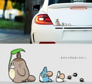 My Neighbour Totoro Car Window Sticker - UK Seller