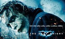 Batman The Dark Knight Joker Face Banner Poster 39x24
