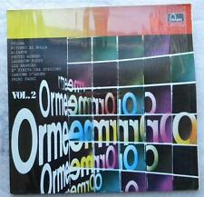 LE ORME VOL. II LP VINILE 33 GIRI COME NUOVO