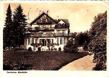 Sanatorium Wörishofen ,  Ansichtskarte