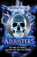 (Good)-The Adjusters (Paperback)-Andrew Taylor-1409540537
