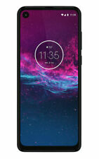 Motorola One Action - 128GB - Denim Blue (Unlocked) (Single SIM)