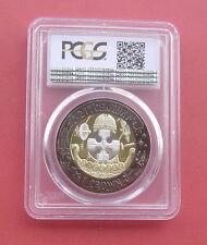 Gibraltar 2001 21st Century Crown Silver Proof Coin PCGS PR69DCAM