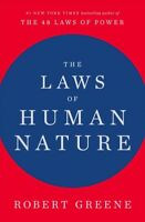 Laws of Human Nature, Hardcover by Greene, Robert, Brand New, Free shipping i...
