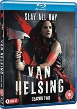 VAN HELSING 2 (2017): SyFy Vampire Hunter Fantasy TV Season Series RgB BLU-RAY