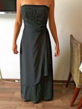 Schwarzes Damen Abendkleid, Größe M, 2 x getragen, bodenlang