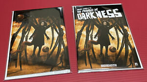 You Promised Me Darkness #1 John Gallagher Exclusive Trade/Virgin Ltd 300 Sets🔥