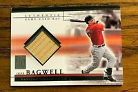 2002 Topps Reserve Bat Relic #JB Jeff Bagwell - Astros