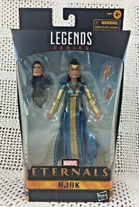 """Hasbro Marvel Legends Eternals Ajak 6"""" Action Figure Selma Hayek IN Hand"""