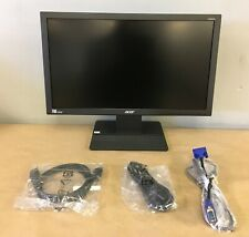 "Acer V206HQL Cbmp 19.5"" 16:9 Full HD LCD Monitor 8ms - UM.IV6AA.C01"