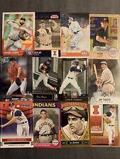 (81) Illinois Fighting Illini Baseball Card Lot! Boudreau- Roark- Thorpe- Jay