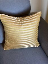 Cojín de lujo elegante Damasco de doble cara cubre 18 X 18