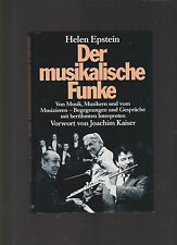 Helen Epstein der musikalische Funke