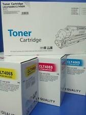 Kit del Risparmio 4 TONER per stampanti SAMSUNG CLX 3300 CERTIFICATO ISO 9001