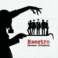 Maestro von Kaizers Orchestra   CD   Zustand gut