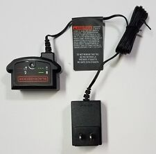 BLACK & DECKER LCS1620 20 Volt Lithium Ion 20V Battery Charger New