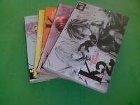 Kill me Kiss me, tomes 1 à 5 - Lee Young-Yoo - Ed. Saphira