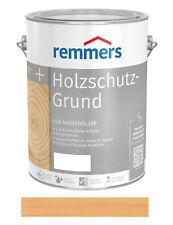 12 /l Remmers Holzschutz-grund farblos 5 L Grundierung
