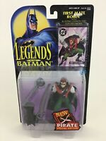 Legends of Batman First Mate Robin Pirate with Cannon Sword Vintage 1995 Kenner