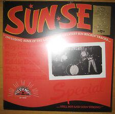 180g Vinyl LP NEU + OVP Sunset Special Sun Records Roy Hall Ray Smith Eddie Bond