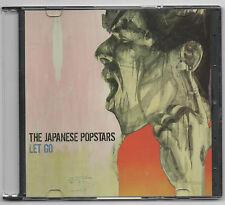 The Japanese Popstars Feat. Green Velvet Let Go 2011 Limited Edition Promo CD