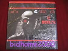 【電影LD】12 Monkeys 12 猴子 (Bruce Willis 布斯韋利士, Brad Pitt 畢彼特主演) 美版碟