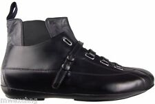New Authentic $875 Cesare Paciotti US 7 Ankle Boots Italian Designer Shoes