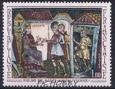 France 1969 Mi 1677 ** hl Cyprian Religion Painting Gemälde Peinture Art